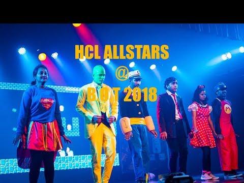 HCL   ALLSTARS   B.O.T 2018   Presented by Team Concept Crew