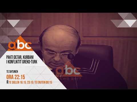 Pakti detar, kurbani i konfliktit greko-turk  ABC Story