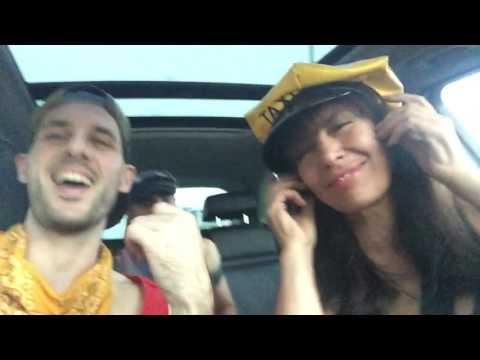 LA Party Cab! My favorite karaoke in the car!🌷