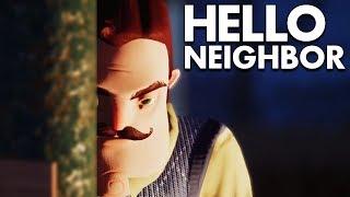 Hello Neighbor - KOMSIJA KRIJE NESTO MRACNO! (BEKSTVO IZ PODRUMA)