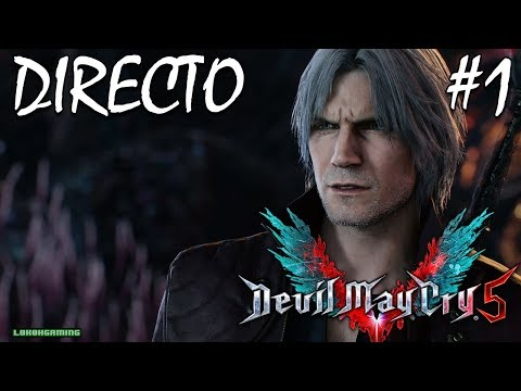 Devil May Cry 5 - Directo #1 Español - Impresiones - Primeros Pasos - Let's Rock! - Xbox One X thumbnail