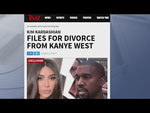 Will Kim Kardashian And Kanye West's Divorce Be Amicable? What ...