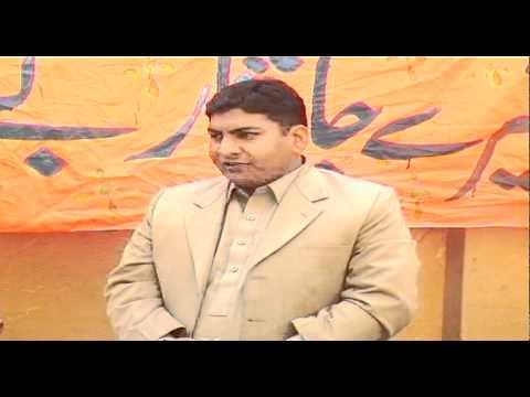 hassan mansoor pmln wazirabad25-12-2010