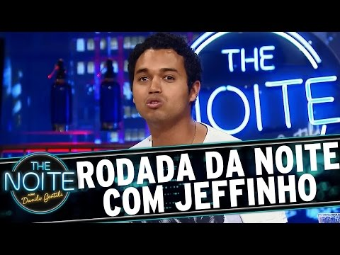 The Noite (08/10/15) - Rodada Da Noite Com Alex Paim, Jeffinho E Renan Fraya