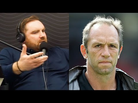 Andy Goode and Brendan Venter go head to head on the Saracens scandal