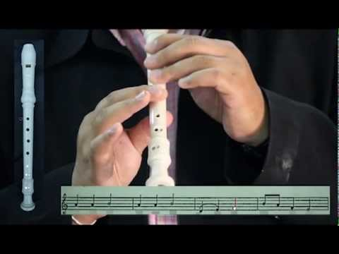 รีคอร์เดอร์ (Recorder) เพลง SAKURA