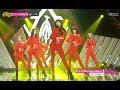 Dal Shabet - B.B.B(Big Baby Baby), 달샤벳 - 비비비, Music Core 20140111
