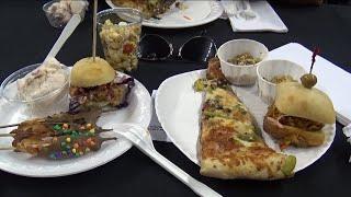 Intermittent Fasting: Taste Of London Food Challenge