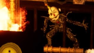 BURNING DOWN THE BOILER ROOM WITH ENNARD INSIDE | Five Nights At Freddy's VR: Help Wanted PART 7