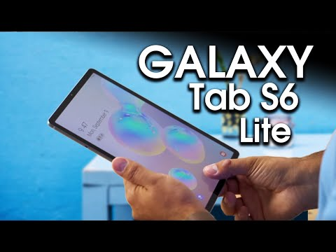 Galaxy Tab S6 Lite - COMING SOON!!!