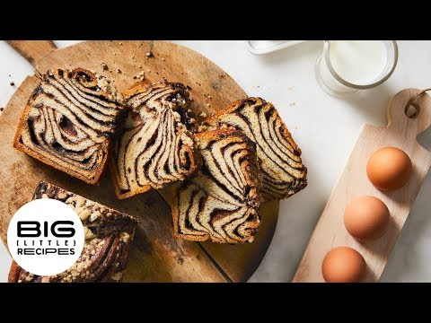 Chocolate Babka French Toast | Big Little Recipes