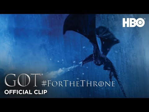 Winter is here #ForTheThrone Clip  Game of Thrones  Season 7