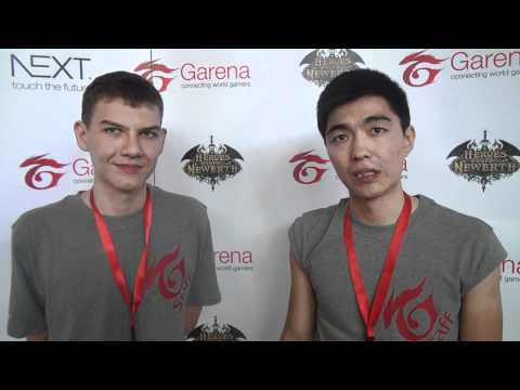 видео: touch the hon - видео-интервью с организаторами турнира