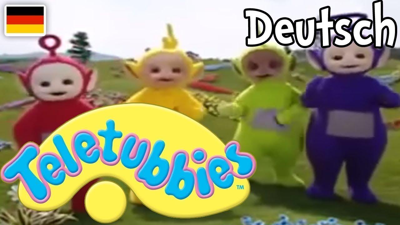 ☆ Teletubbies auf Deutsch ☆ 2 Stunde Spezial ☆ Ganze Folgen ☆ Cartoons für Kinder ☆