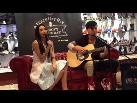 2015.07.25 - Cathy Leung @ Dr. Martin, K11