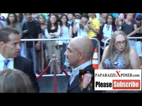 Anthony Azizi arrives to the Sons Of Anarchy Season 6 Premiere at Kodak Theatre in Hollywood