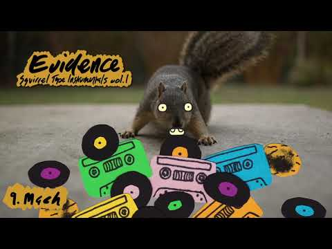 Evidence - Squirrel Tape  Instrumentals Vol. 1 (Full Album Stream)