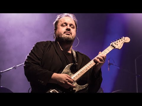 Steve Rothery - The Best Guitar Solos