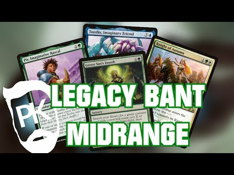 Pir, Toothy and Knight of Autumn - Legacy Bant Midrange -Deck Tech and Gameplay