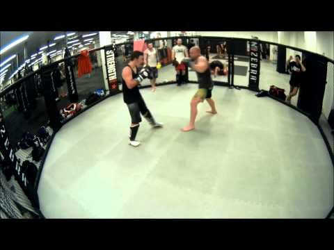 Sparring 22 08 13 Justin Chad Tom - Strength Republic