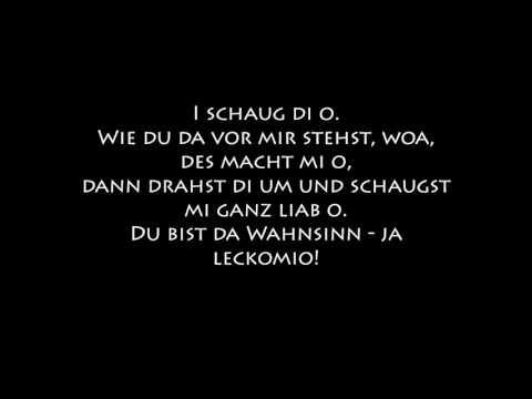 Luis Fonsis Despacito – im BAYERN 3 Leckomio Mix (BAYERISCH VERSION)