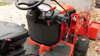 Kubota quick and easy Strobe light bar. Kubota ballast Box