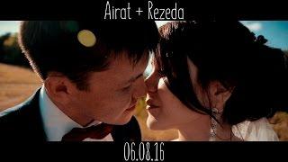 Airat + Rezeda - Wedding Video (Свадебный клип)