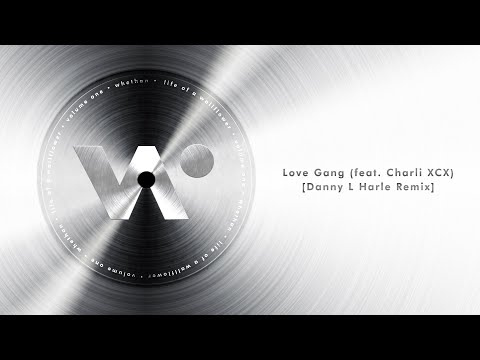 Whethan - Love Gang Feat. Charli XCX (Danny L Harle Remix) (Official Audio)