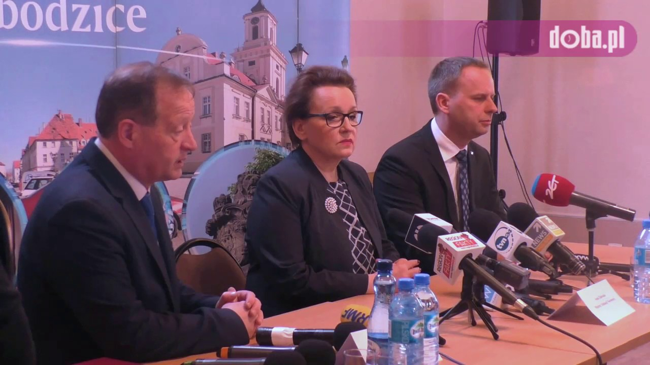 Konferencja w Swiebodzicach 13 04 2017