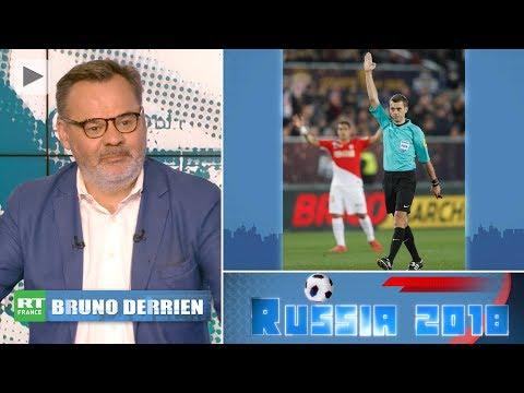 Russia 2018 : Bruno Derrien