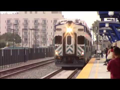100 Sub Special!!! Coaster Train Round Trip Ride 6/19/17