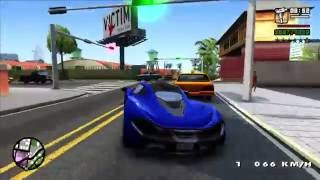 GTA San Andreas | MMGE 1 ENB - Test