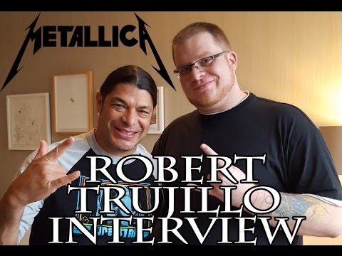 Dalby V Robert Trujillo Of METALLICA!