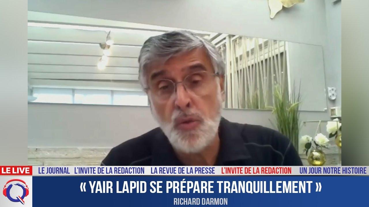 «Yair Lapid se prépare tranquillement» - L'invité du 30 aout 2021