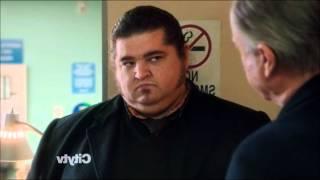 """Alcatraz 1x13 'Tommy Madsen' - """"I stay."""""""