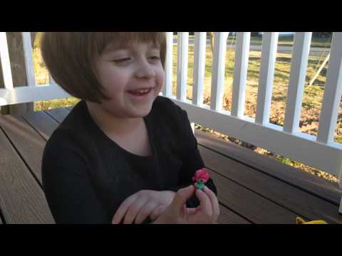 Ella's Outside Toy Video