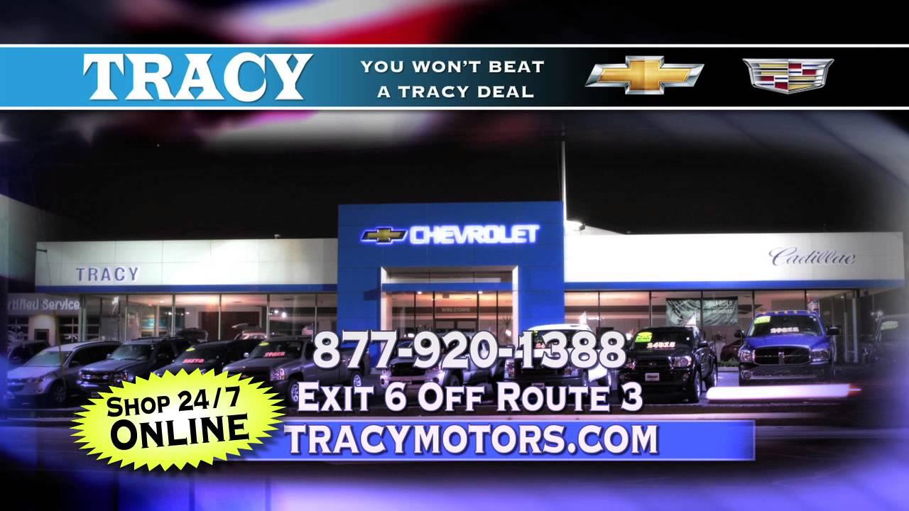 Tracy Chevrolet Cadillac Service