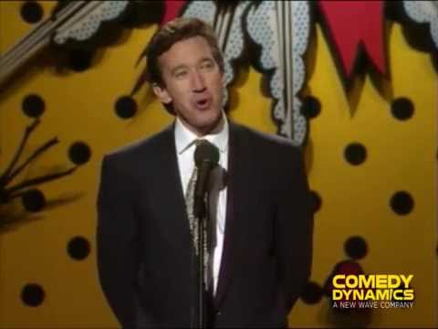 Tim Allen - Men Are Pigs (Stand Up Comedy)