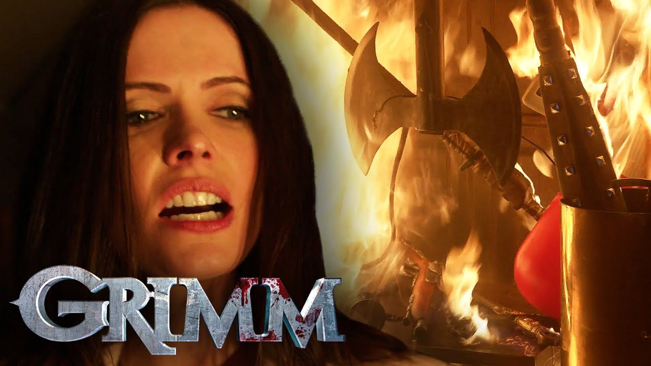 Download Juliette Burns the Trailer | Grimm