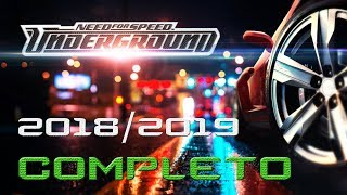 COMO BAIXAR NEED FOR SPEED UNDERGROUND 1 PC (C/Musicas e widescreen 2019 Pt-Br)