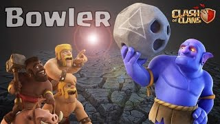 Clash Of Clans - Bowler [CANI SCIOLT1]