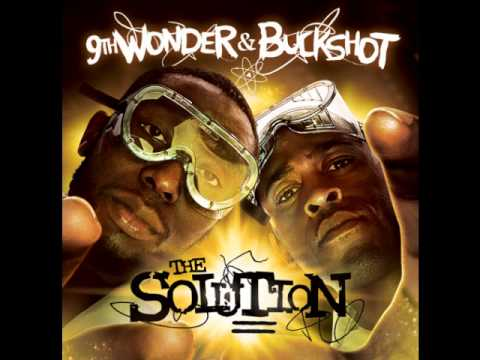 9th Wonder & Buckshot - The Solution [Full Album] (2012)