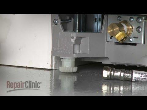 Leveling Leg - LG Dishwasher