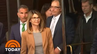 Lori Loughlin, Husband Plead Not Guilty In College Admissions Scandal | TODAY