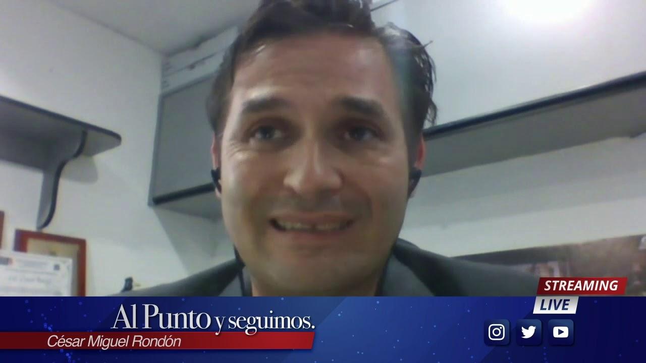 Edición especial de Al Punto y Seguimos con el destacado periodista de investigación César Batiz