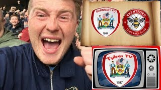 Barnsley 2 Brentford 0 | The Great Escape Part 1?! | Matchday Vlog#51