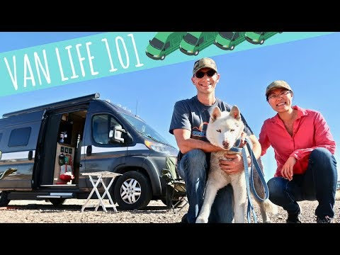 VAN LIFE INSIGHTS with We're The Russos 🚐🇺🇸 Cheap RV Living
