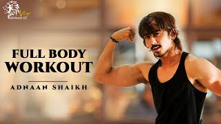 Full Body Workout Tricks In Lockdown | Adnaan 07 | Team07