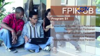UBTV Profile : Faculty of Fisheries and Marine Sciences