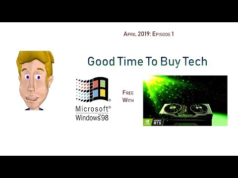 Best ongoing PC Tech Offers : April 2019. Good time to buy tech : Episode 1